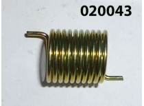 Пружина декомпрессора KM186F/Decompressor spring